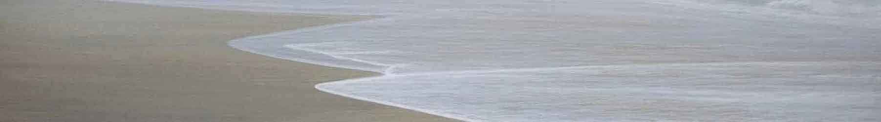 Kennebuunkport Sandy Beaches Maine Seacoast