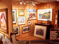 The Wright Gallery, Cape Porpoise, Kennebunkport Maine