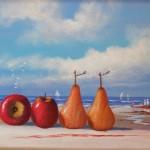 Val McGann-A Day at The Beach
