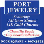 Port Jewelry, Dock Square, Kennebunkport Maine
