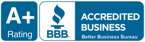 A + BBB Accredited Business