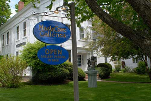 Mast Cove Gallery, Kennebunkport Maine